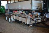 H&H Car Trailer, 18' Plus Beaver Tail, 2-3500lb Axles (TRAILER ONLY)