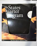 2-State Hood Gold Plated Quarter Per Set Box Collection: 1999, 2000, 2001,