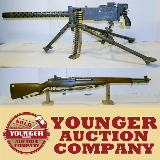 HIGHLINE MILITARY GUN AND MEMORABILIA AUCTION