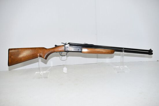 Savage M24 Series P Rifle OU, 1963, 22WCF/20 ga., over under, SN-B705276