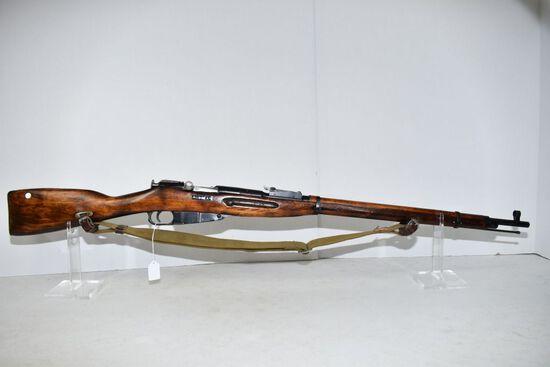Mosin Nagant 91 Rifle, 7.62/54 above average condition, BX5094, SN-9130/052