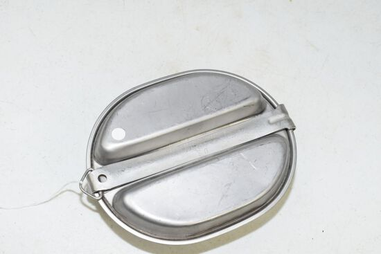 US Mess Kit, 1966 Vietnam Era, knife, fork, spoon