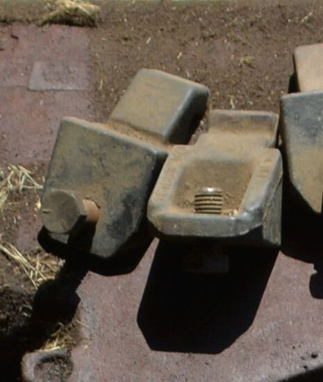 Tractor Weight Locks - Set of 2