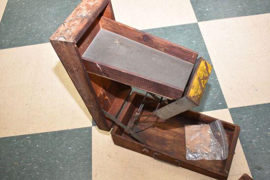 John Deere LA, SN: 9581, Firestone original rear rubber 9-24, new front 4:0