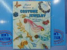 Signed Beauties of Costume Jewelry Identification