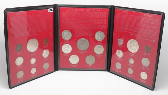 US 20th Century Type set 25 co    Auctions Online | Proxibid
