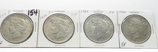 4-1922 Peace $ EF-AU
