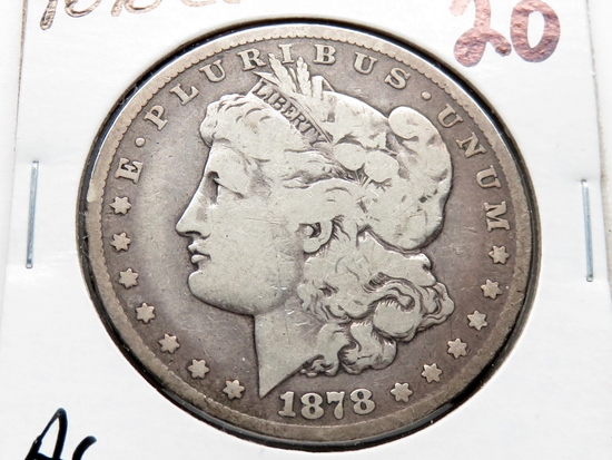 Morgan $ 1878CC AG better date