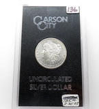 Morgan $ 1878CC GSA, no COA or outer box