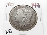 Morgan $ 1892S VG better date