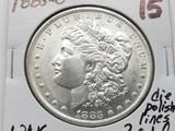 Morgan $ 1883-O Unc ?obv die polish lines