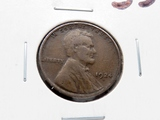 Lincoln Cent 1924D VF better date