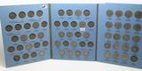 Whitman Buffalo Nickel Album, total 36 Coins, 1914S-37D, no keys, some weak dates