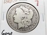 Morgan $ 1883CC Good