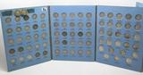 Whitman Mercury Dime Album, Total 70 Silver. Includes 2 Barber (1910, 11) Taped; 68 Mercury 1916-45D