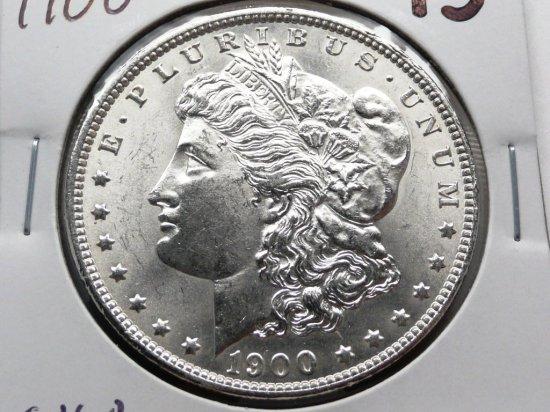 Morgan $ 1900 CH BU