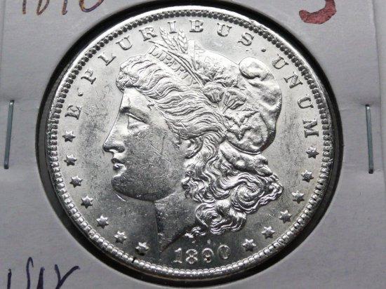 Morgan $ 1890 Unc