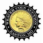 Weaver Coin & Currency Auctions LLC