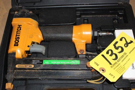 Bostitch air nailer model SB1842BN, 18.