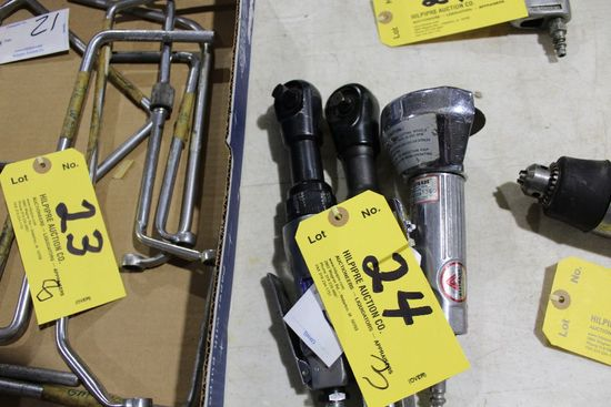(3) Air socket wrenches.
