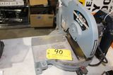 Delta power miter saw, 10
