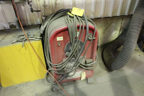Lincoln 250 arc welder, sn 690489.