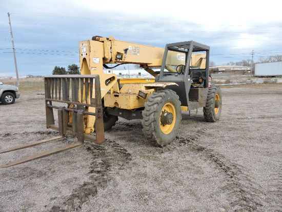 1993 Gehl tele-handler, model 883, sn JJ117491, hrs. on meter 7007, AWD, Joh