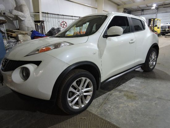 2012 Nissan Juke car, vin JN8AF5MV7CT125493, SV-AWD, Pure Drive, 4-cyl, Tur