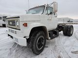 1993 Chevy D6500 truck, vin IGBL7DIE5DVIO3955, cab/chassis, V8 gas power, a