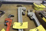 Ridgid 836 alum pipe wrench, 36