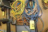 Drop cords.