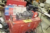 MQ Electro-Hydraulic rebar cutter.