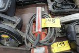 MQ electrol hydraulic rebar cutter.