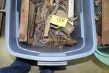 Antique tools.
