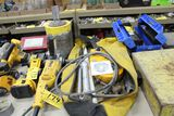 US saw Core Systems, Dewalt angle drill, 8