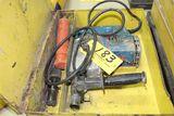 Bosch hammer drill.
