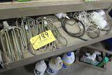 Pipe grates, rope (drawer).