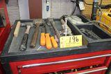 Waterloo 4 drawer tool box cart.