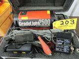 Gradelight 2500 alignment laser.