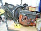 Husqvarna K960 demo saw.