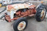 Ford 8 N tractor.