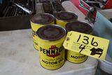 Pennzoil 32 oz. motor oil.