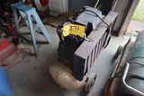 Craftsman 2 hp air compressor, 20 gallon.