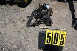 Hydraulic 3 pt. fits John Deere.