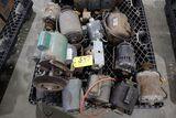 Electric motors.