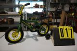 John Deere toddlers bike, Like New!
