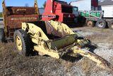 Garwood pull scraper model 25, 2 yd.