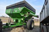 Brent Grain wagon model 9022.