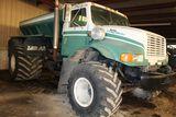 1992 International 4900 4x2 spreader truck, sn 1HTSDNUN3NH429029, w/Easy Ri