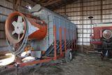 ASG grain dryer, model AB-12B, Farm Fans automatic.